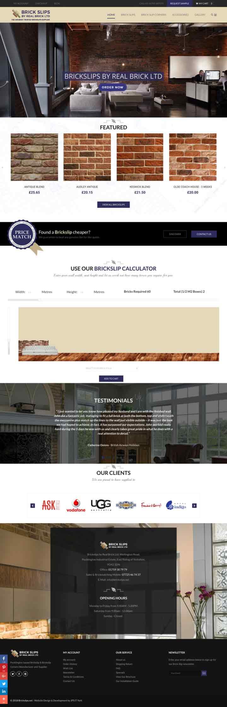 Brickslip Website Capture